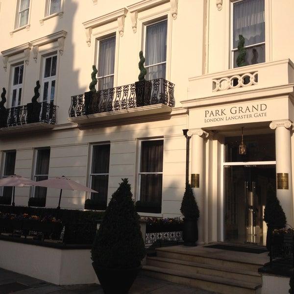 park grand london lancaster gate lancaster gate 3 tips. Black Bedroom Furniture Sets. Home Design Ideas