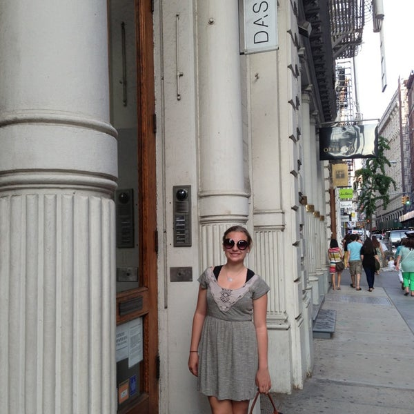 Photo taken at Dash NYC by RC T. on 6/16/2013