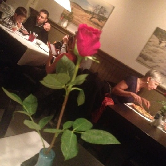 Photo taken at Karalis Pizzeria by Joke V. on 9/14/2012