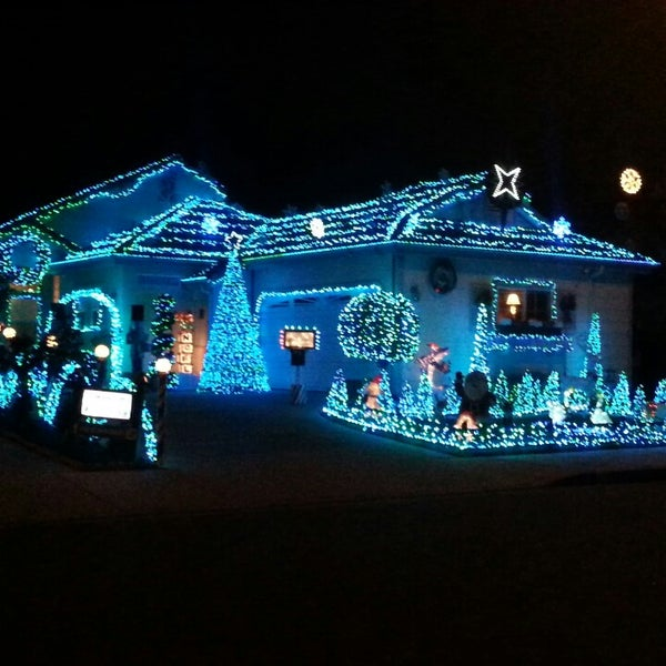 photo taken at starlight lane christmas lights by scott l on 1219