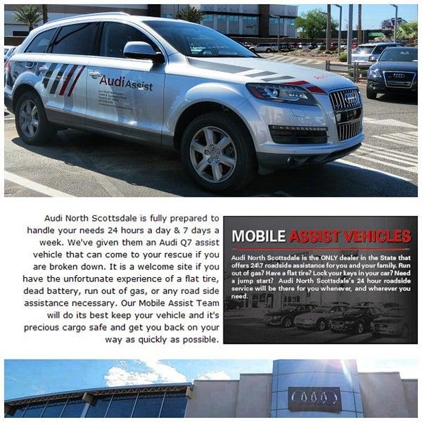 Photos At Audi North Scottsdale Phoenix AZ - Audi north scottsdale service