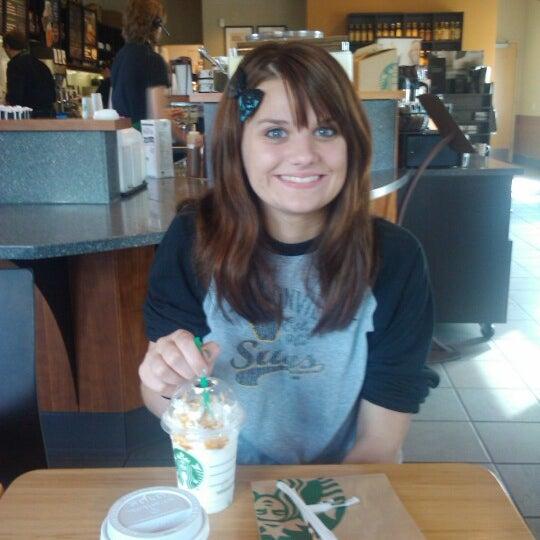 Photo taken at Starbucks by Speed W. on 9/29/2012