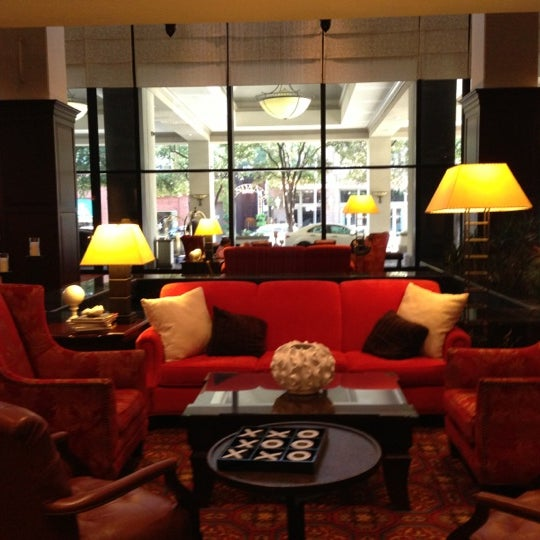 Photo taken at The Worthington Renaissance Fort Worth Hotel by Ryan B. on 10/26/2012