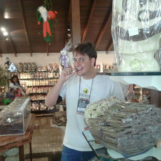 Photo taken at Florybal Chocolates by Duly M. on 12/7/2012