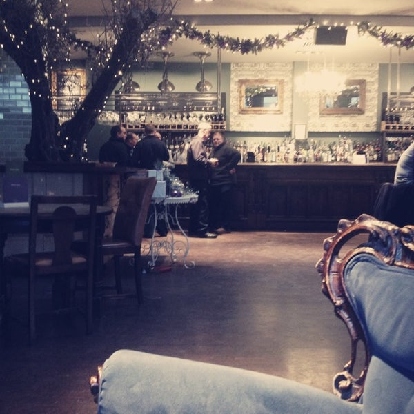 Photo taken at Pitcher & Piano by Rain on 12/21/2012