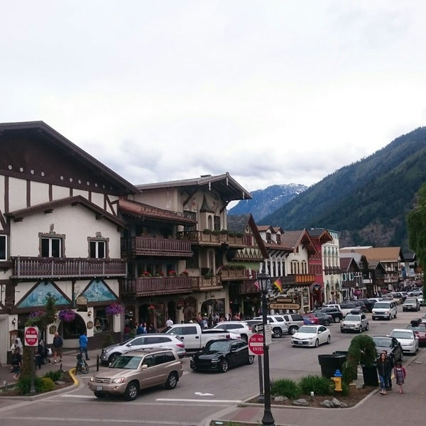 Photo taken at Town of Leavenworth by とり に. on 6/10/2017
