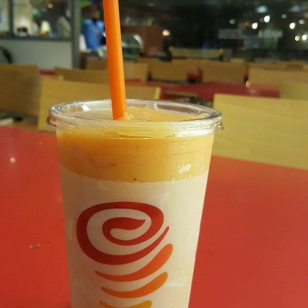 Jamba juice downtown sf