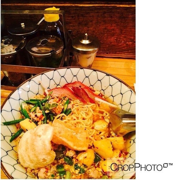 Foto tomada en Pure Thai Cookhouse por MintMint P. el 4/5/2014