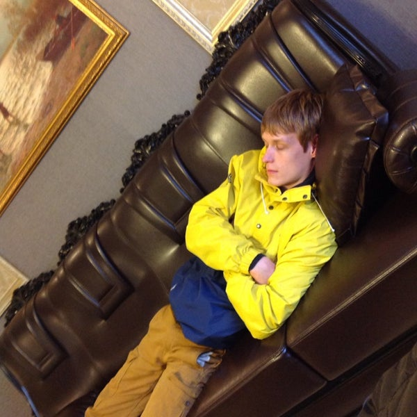 """Снимок сделан в гостиница и ресторан """"Остров-Парк"""" пользователем Georgy A. 7/12/2014"""