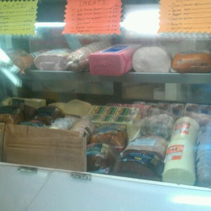 Photo taken at Cosmi's Deli by Emily B. on 9/25/2011