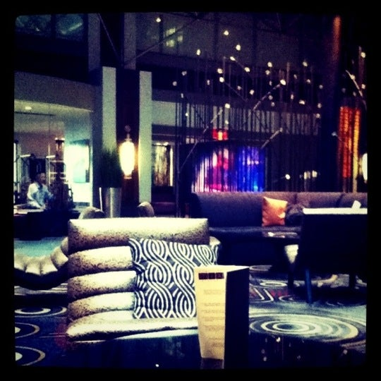 Photo taken at Renaissance Washington, DC Downtown Hotel by Kerry B. on 7/21/2011