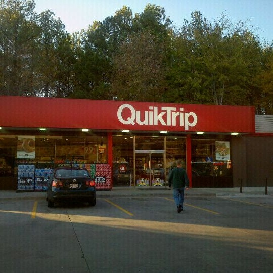 Photo taken at QuikTrip by Barbara G. on 11/1/2011