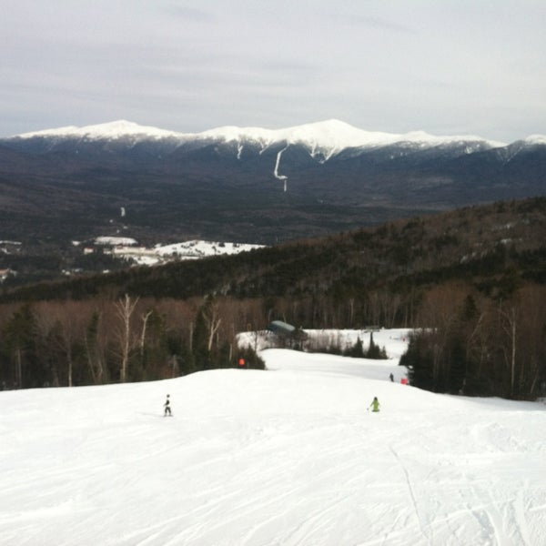 Photo taken at Bretton Woods by J.D. D. on 2/19/2013