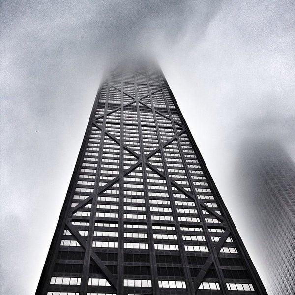 Photo taken at John Hancock Center by Eric W. on 8/18/2014