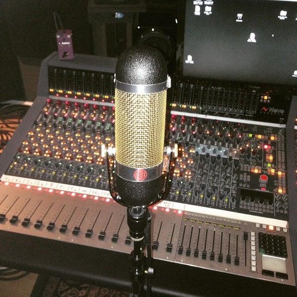 Photo taken at Post Pro Recording Studio by Matt H. on 3/30/2015