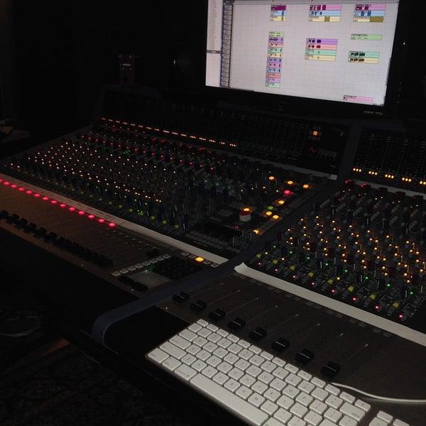 Photo taken at Post Pro Recording Studio by Matt H. on 4/14/2015