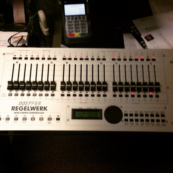 Photo taken at Post Pro Recording Studio by Matt H. on 2/22/2015