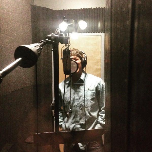 Photo taken at Post Pro Recording Studio by Matt H. on 4/29/2015