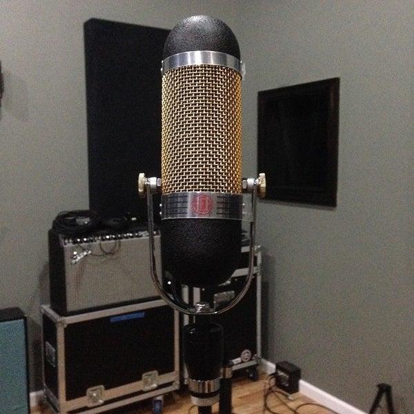 Photo taken at Post Pro Recording Studio by Matt H. on 3/26/2015