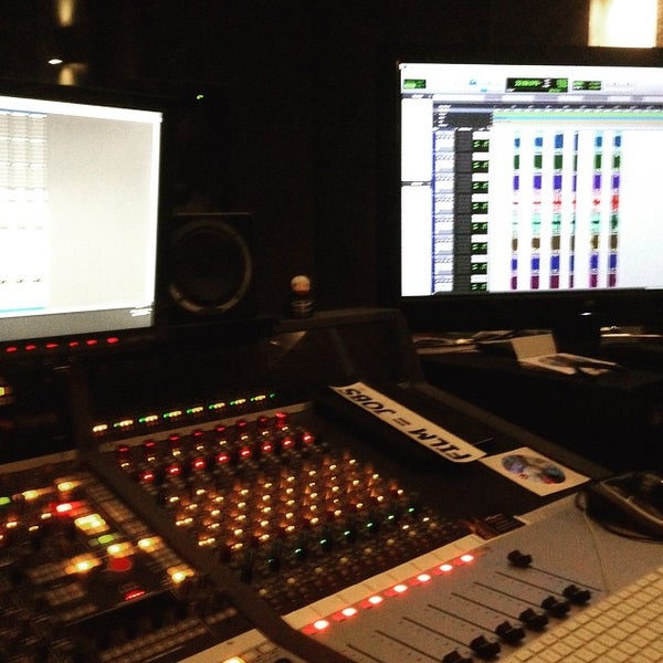 Photo taken at Post Pro Recording Studio by Matt H. on 5/6/2015