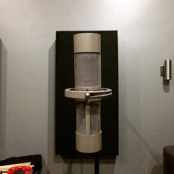 Photo taken at Post Pro Recording Studio by Matt H. on 2/13/2015