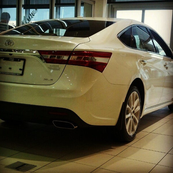 Photo Taken At Hendrick Toyota Concord By Malcolm S. On 2/23/2013