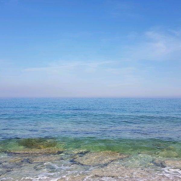 3/5/2017 tarihinde Ayhan H.ziyaretçi tarafından Karaburun Plajı'de çekilen fotoğraf