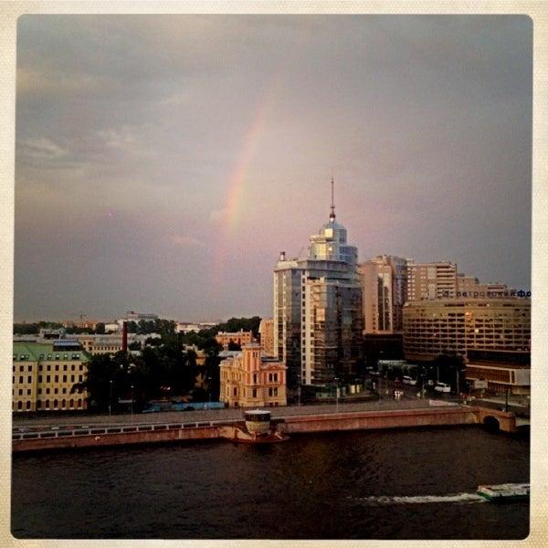 Снимок сделан в Москва City пользователем Olga G. 7/5/2013