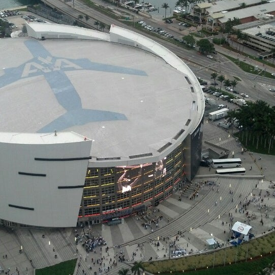 Photo taken at American Airlines Arena by Ken G. on 6/3/2013