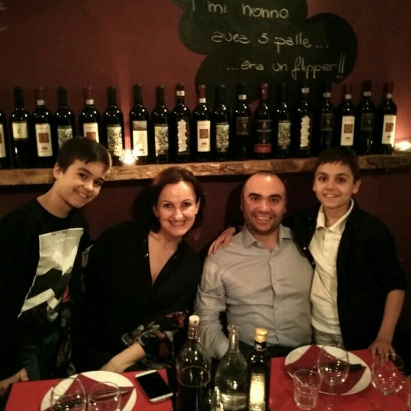 Foto scattata a I'Tuscani 2 da Ivan P. il 2/19/2016
