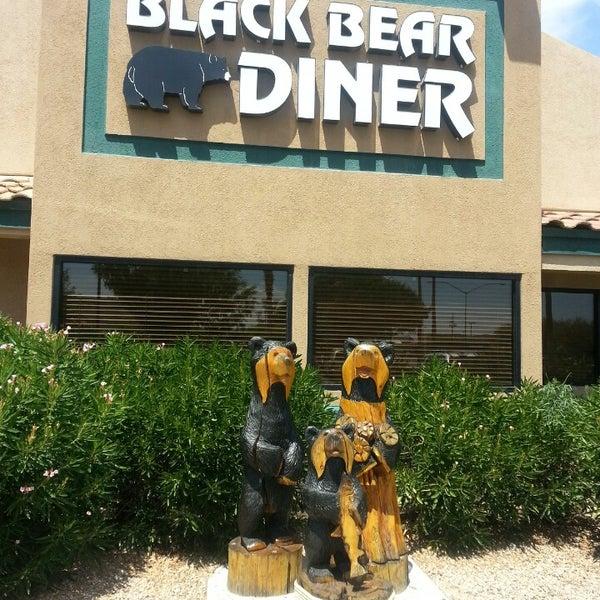 Photo taken at Gilbert Black Bear Diner by Jared J. on 7/18/2013