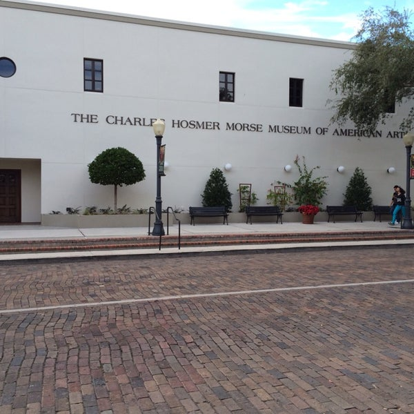 Photo taken at Charles Hosmer Morse Museum Of American Art by Carlos V. on 12/25/2013