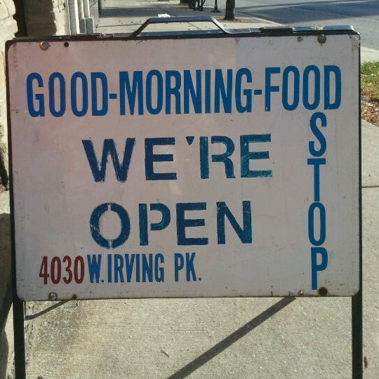 How Do You Write Good Morning In Japanese : Good morning food convenience store in old irving park