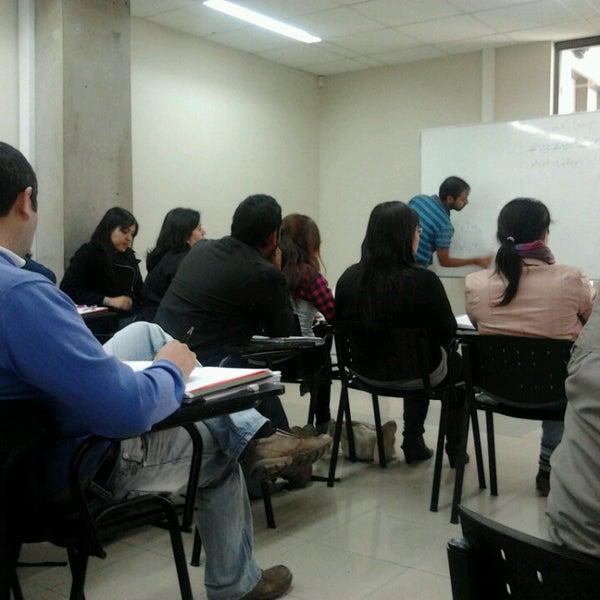 Foto tomada en Universidad Andrés Bello por Jessica S. el 4/13/2013