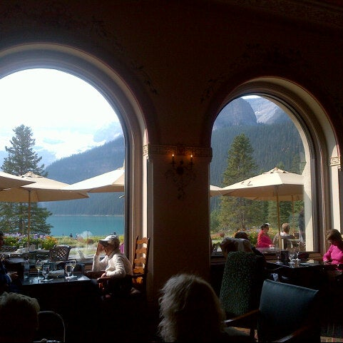 photos at the fairview dining room - lake louise, ab