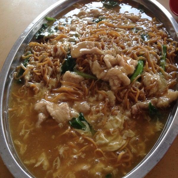 Chuang Kee Ulu Yam Noodle - Batang Kali, Selangor