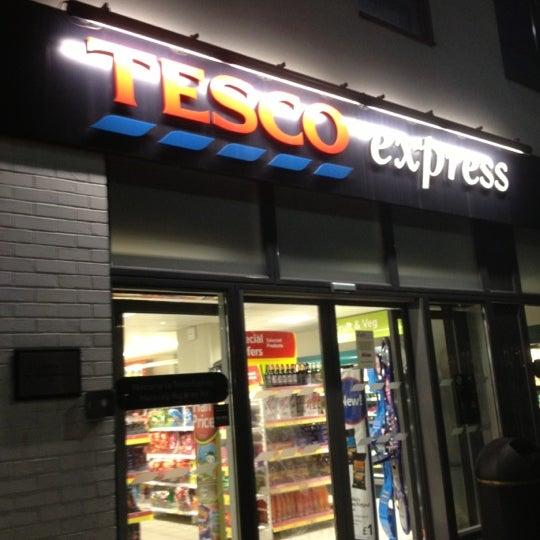 Tesco Express Store Finder: Tower Hamlets