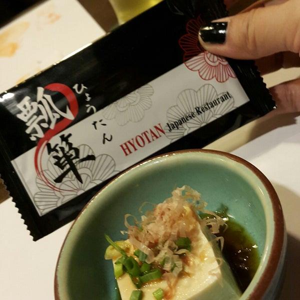 Photo taken at Hyotan Japanese Restaurant by Marlene Y. on 6/27/2017