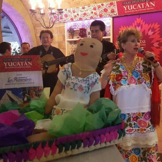 Photo taken at Fonda Mexicana by Traveltimes.com.mx ✈ S. on 5/19/2016