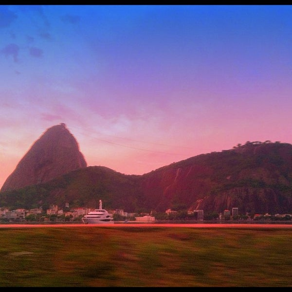 Photo taken at Flamengo Park by Nathalia G. on 12/12/2012