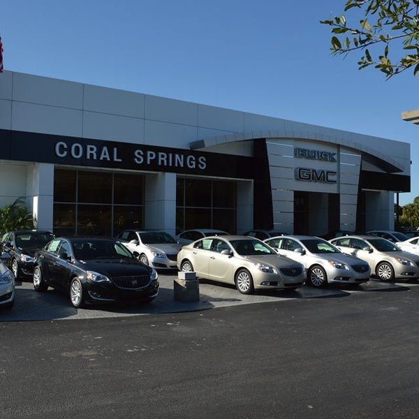 Coral Springs Buick GMC - Auto Dealership in Coral Springs