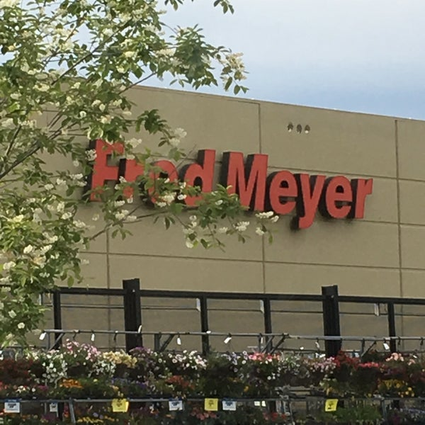 Photo taken at Fred Meyer by Wes S. on 6/9/2017