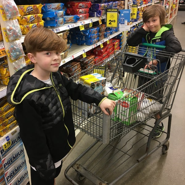 Photo taken at Fred Meyer by Wes S. on 3/11/2017