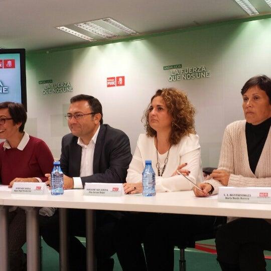 Foto tomada en PSOE de Málaga por Manuel C. el 1/9/2015
