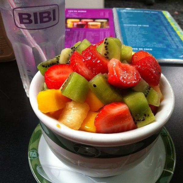 A melhor salada de frutas