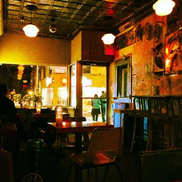 Photo taken at Bar Neon by Lauren S. on 2/10/2013