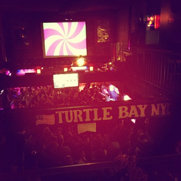 Photo taken at Turtle Bay NYC by Melody L. on 10/7/2012