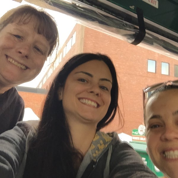 Photo taken at Old Town Trolley Tours of Boston by Carrie on 8/22/2015