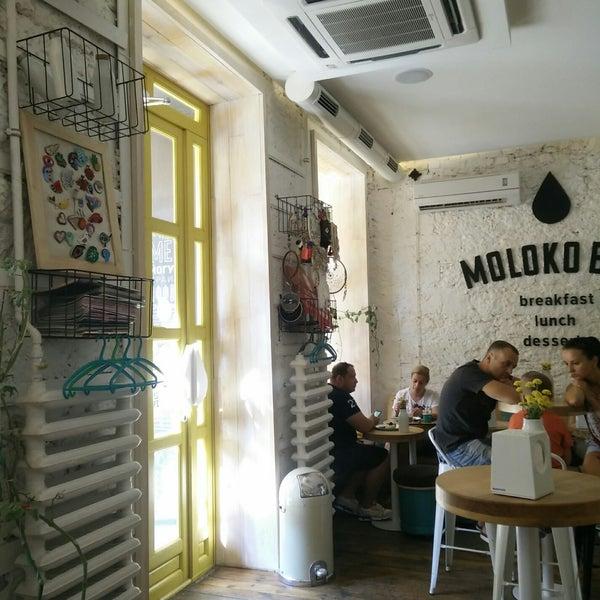 Снимок сделан в MOLOKO Bar пользователем Андрей Т. 8/18/2018