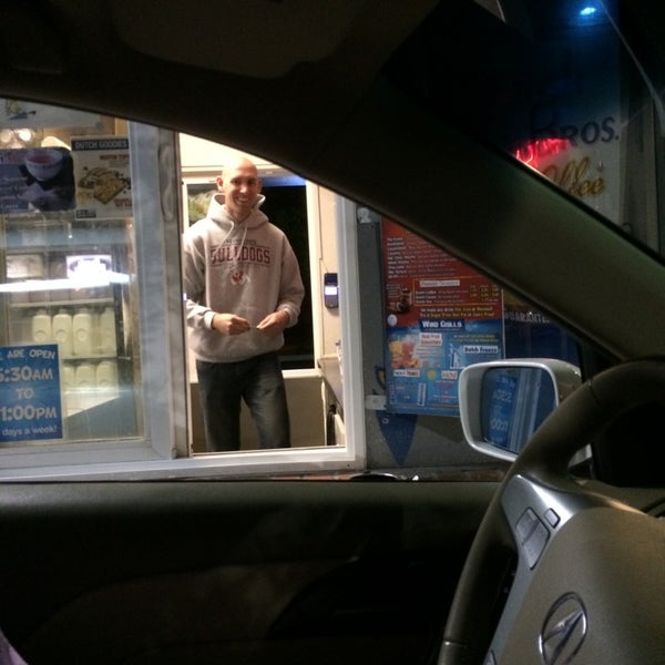 Photo taken at Dutch Bros. Coffee by Russell M. on 4/2/2014